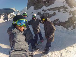 Vivid Snowboarding Team